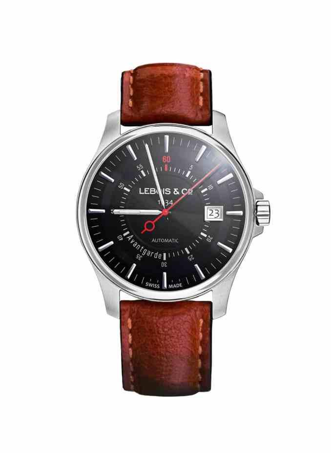 Lebois and Co Avantgarde Date 3rd Re-launch Edition Design big 112.433-10