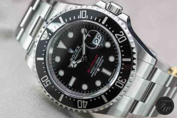 New Rolex Sea-Dweller Anniversary