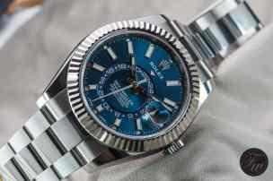 Rolex Sky-Dweller Steel Blue-0356