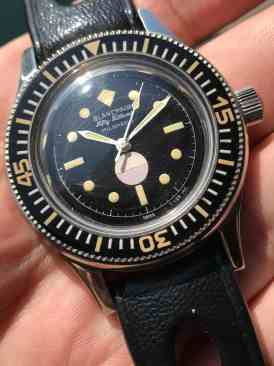 Blancpain Fifty Fathoms MILSPEC I retailed by Barakuda