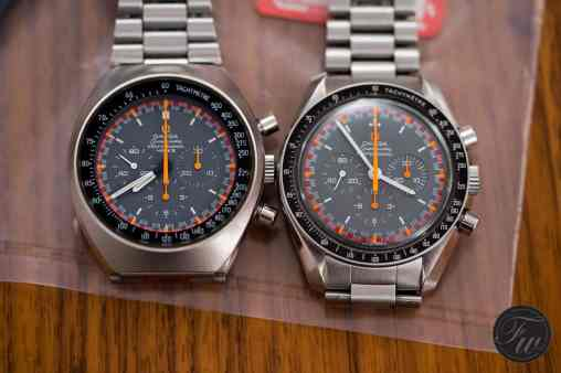 Speedmaster Mark II Telestop and Speedmaster Japan Racing from 2004