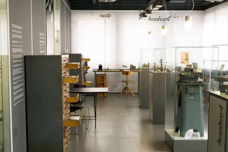 Hanhart manufacture