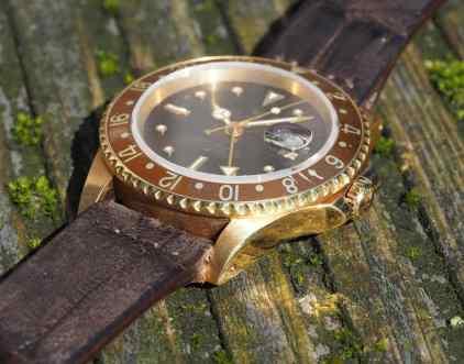 Rolex 16758 GMT Master