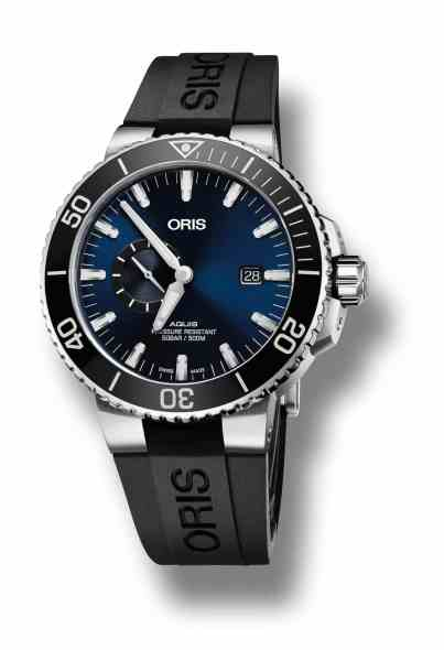 01 743 7733 4135-07 4 24 64EB - Oris Aquis Small Second, Date_HighRes_6667