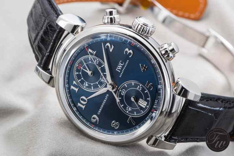 IWC Da Vinci Chronograph 'Laureus Sport for Good Foundation' IW393402-4907