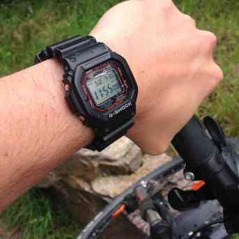 G-shock is also a popular 'vacation' watch