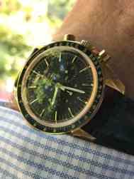 Gold Speedy wrist flecto shot