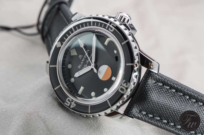 Blancpain Tribute to Fifty Fathoms MIL-SPEC-0876