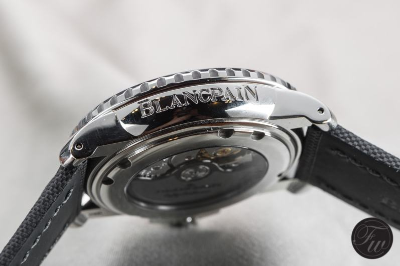 Blancpain Tribute to Fifty Fathoms MIL-SPEC-0880