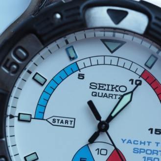 Seiko 8M35 Yacht Timer