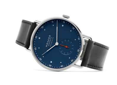 NOMOS Metro neomatik 39 midnight blue