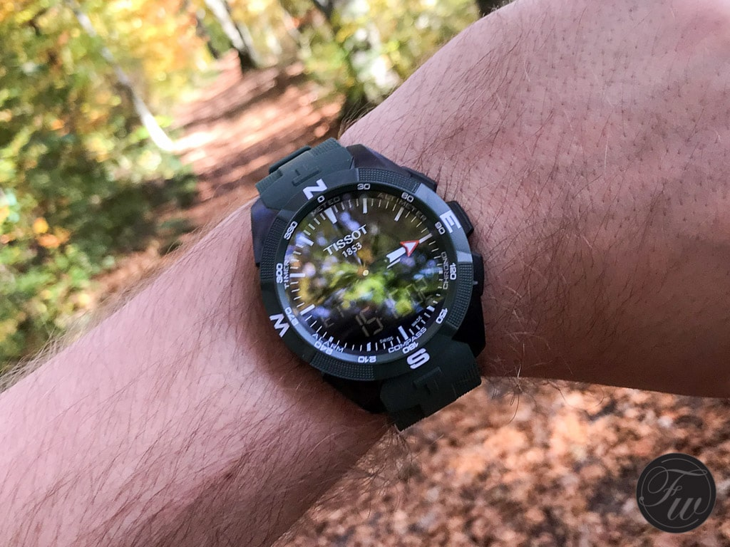 Hands On Review Of The Tissot T Touch Expert Solar Ii
