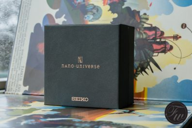 Seiko Spirit Smart x Nano Universe
