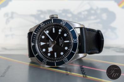 Tudor Heritage Black Bay Blue 52Mondayz