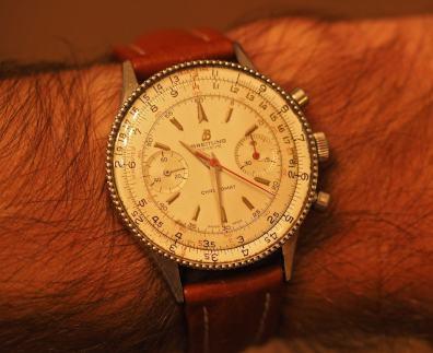 Breitling Chronomat 808