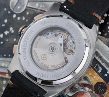 Revolo chronograph