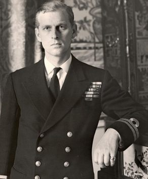 Prince Philip in 1953