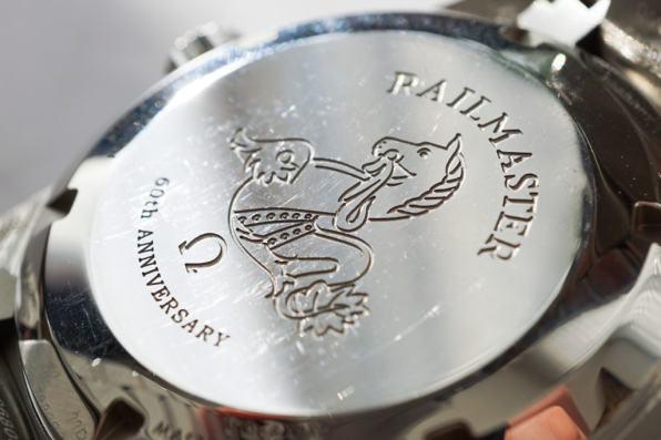 Omega Railmaster Co-Axial Master Chronometer 38mm