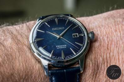 Seiko Presage Cocktail Time 52Mondayz