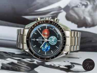 Omega Speedmaster From The Moon to Mars
