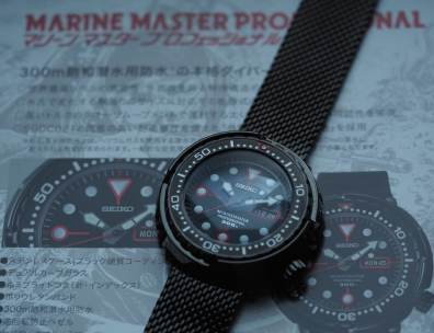 Seiko Marinemaster 300 Golgo Tuna
