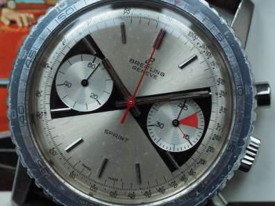 Breitling Sprint 2010