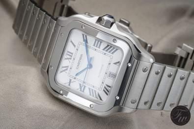 Cartier Santos SS.012