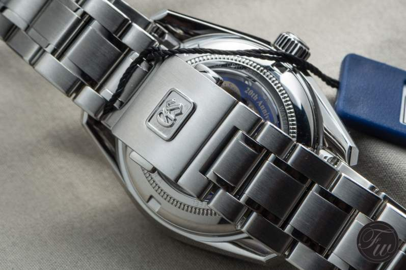 Grand Seiko Hi-Beat 36000 SBGH267.013