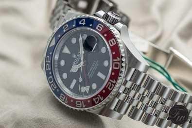 Rolex GMT-Master II 126710BLRO.003