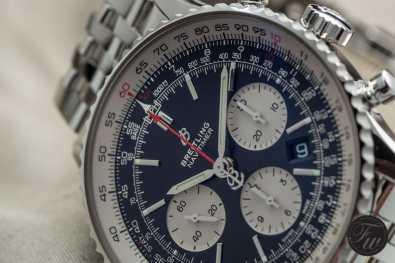 Breitling Navitimer 1 B01 Chronograph 43.004
