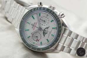 Platinum Speedmaster