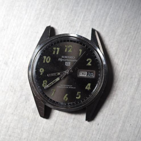 Seiko 6619-8060 MACV-SOG