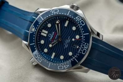 Omega SM300m.SS.Blue.Rubber..001