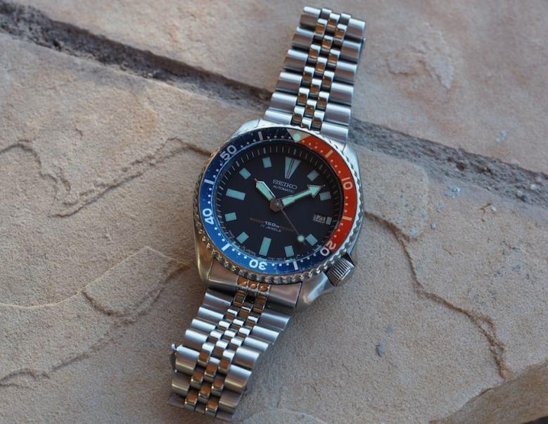 Seiko 7002 Diver