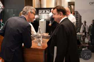 Right; Sinn CEO Mr. Lothar Schmidt