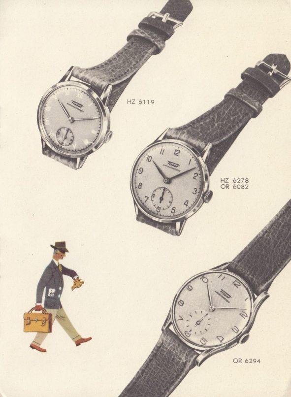 1943_Tissot Heritage Petite Seconde