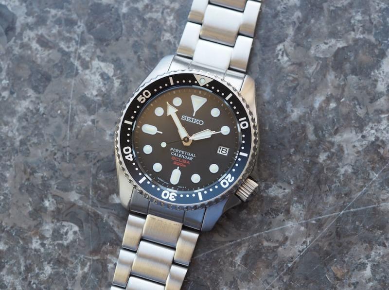Seiko SBCM023 Perpetual Calendar Diver