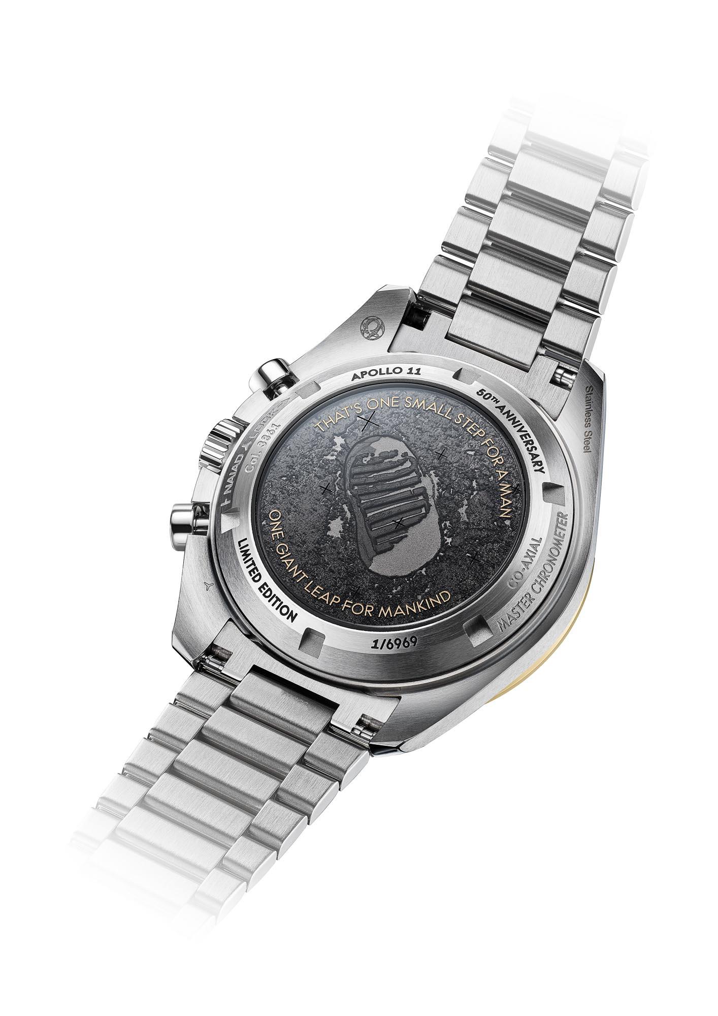Steel Omega Speedmaster Apollo 11 50th Anniversary - This Is It!