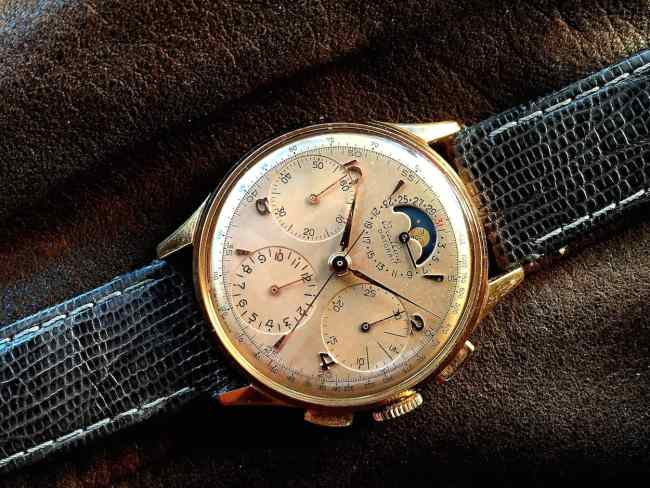 Datora Moonphase ref.799 from 1947