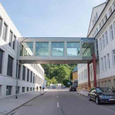 A. Lange & Söhne new Lange building