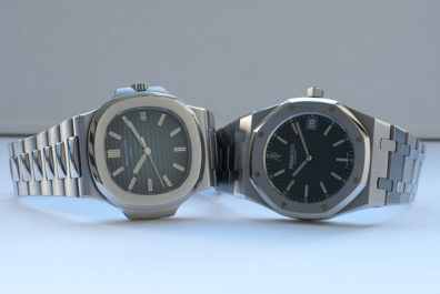 PP Nautilus 5711/1A vs AP Royal Oak 15202