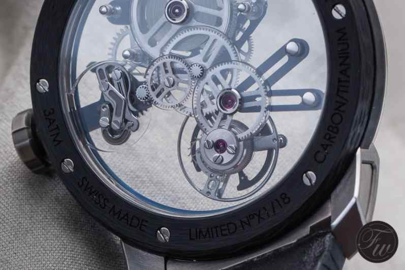 Angelus U20 Ultra-Skeleton Tourbillon2427