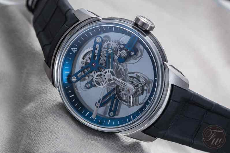 Angelus U20 Ultra-Skeleton Tourbillon2442
