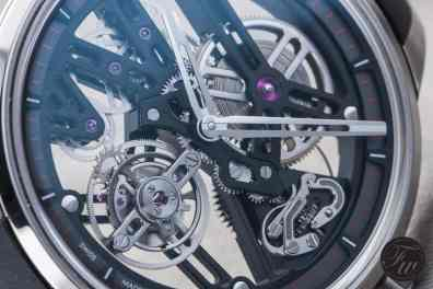 Angelus U40 Racing Tourbillon Skeleton2435