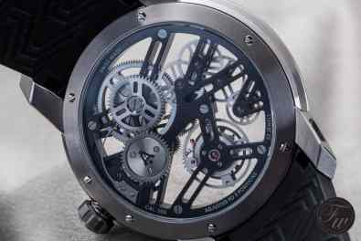 Angelus U40 Racing Tourbillon Skeleton2436