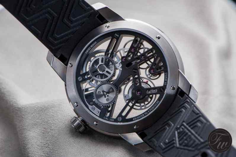 Angelus U40 Racing Tourbillon Skeleton2441