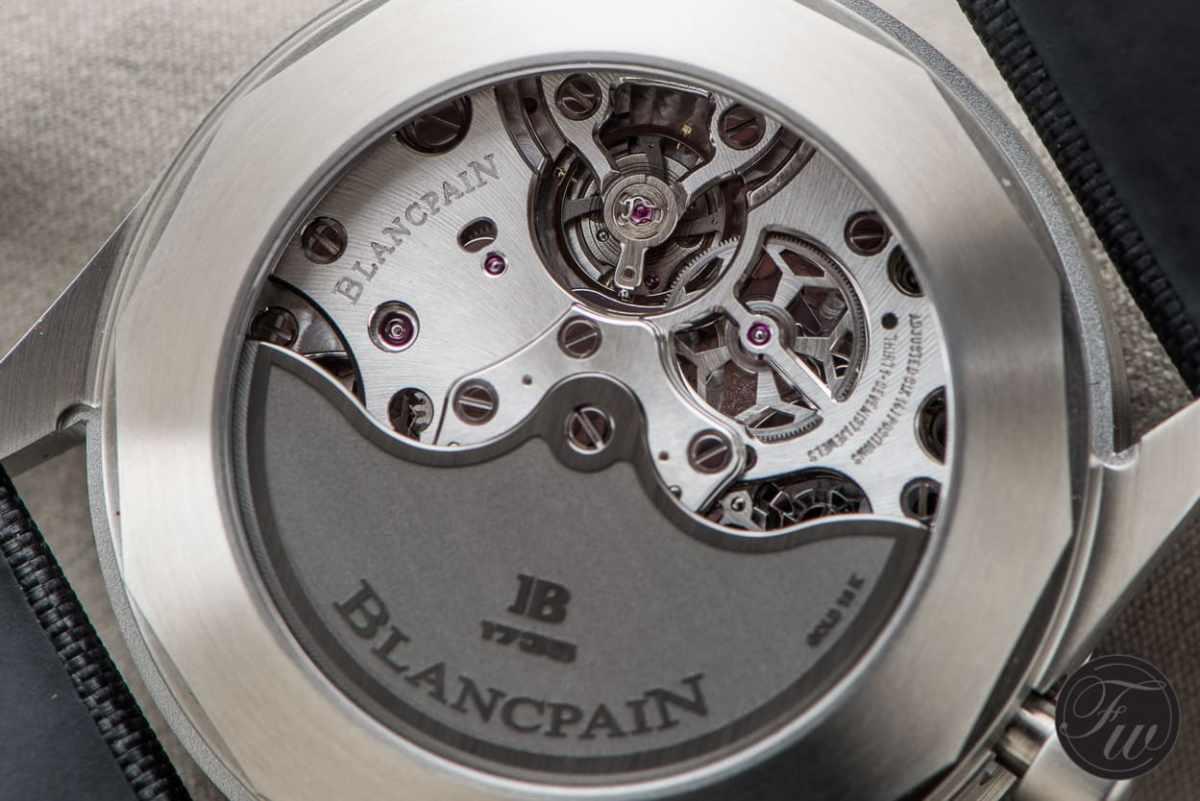 Blancpain Fifty Fathoms Bathyscape Chronograph Flyback