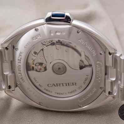 Clé de Cartier