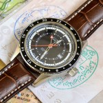 Watch Review - Davosa World Traveller Automatic