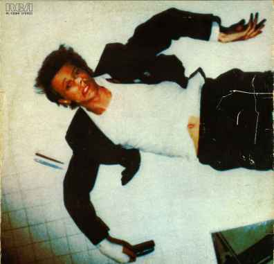 David Bowie's Lodger Album